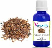 Tobacco Absolute Oil Essential Oils 100 Pure Natural Aromatherapy 3ml-1000ml