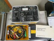 Dynatel 710b Resistance Fault Locator With Probes Accessories And Manual - Nb14