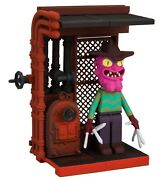 Mcfarlane Toys Rick And Morty Scary Terry Micro Construction Lego Run Hide Build