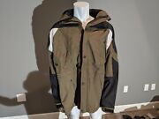 Cabelas Mens Xl Tall Waterproof Jacket 4 In 1 Cold Weather Parka Jacket Coat