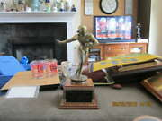 Larry Huntington 2000 Mississippi State Most Valuable Player Trophy