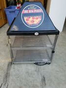 Wisco 680-1 Commercial Pizza Display Food Warmer