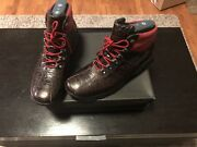 Grail - Nike Air 2006 Rare Jordan Icy Boots Limited Edition Sz 12 Og Leather