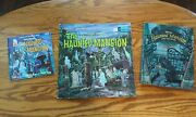 Disney Haunted Mansion Collection 3 Items 1969 1970 And 1994