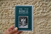 Bj02 The Holy Bible Jewish Tanakh Hebrew English And Pictures Old Testament Gifts