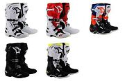 Alpinestars Menand039s 2019 Tech 10 Boots Mx Moto Offroad Motorcycle Riding Boots