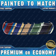 Painted To Match - Front Bumper Replacement 2003 2004 2005 Mercury Grand Marquis