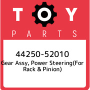 44250-52010 Toyota Gear Assy, Power Steeringfor Rack And Pinion 4425052010, New