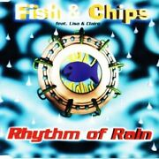 Fish And Chips | Single-cd | Rhythm Of Rain 1996 Feat. Lisa And Claire