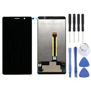 Lcd Screen And Digitizer Full Assembly For Nokia 7 Plus Replacement Repair Parts