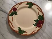 Fransiscan Dinner Plate Apple Blossom Vintage