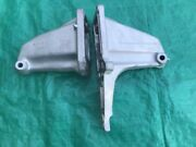 2003-2008 Mercedes Benz Amg S55 M113k Left And Right Motor Mount Brackets