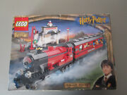 Lego Harry Potter 4708 Hogwarts Express Train Complete In A Factory Seal Box