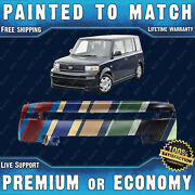 New Painted To Match Front Bumper Replacement For 2004 2005 2006 Scion Xb 04-06