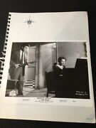 Vintage Vince Edwards Ben Casey Real Photo Murder By Contract X 2 1958 Movie