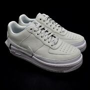 Nwt Nike Womenand039s Air Force 1 Jester Xx Off White Leather Sneakers 2018 Authentic