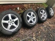 """Set Of 4 Used 16"""" Sport Edition Rims"""