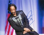 Katt Williams Authentic Hand-signed Stand-up Pimp Chronicles 8x10 Photo