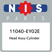 11040-ey02e Nissan Head Assy-cylinder 11040ey02e, New Genuine Oem Part