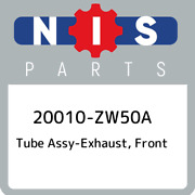 20010-zw50a Nissan Tube Assy-exhaust Front 20010zw50a New Genuine Oem Part