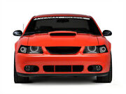 Ford Mustang 99-04 Chs Bright White Led Headlight Halo Ring Kit