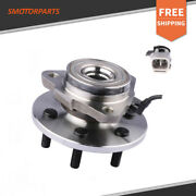 Front Right Wheel Hub Bearing Assembly Fit 97-04 Dodge Dakota 6 Bolt W/abs 4wd