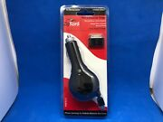 Lot Of Zipkord 510cmix 1.0a 5w Retractable Micro Usb Car Charger W/30-pin Dock