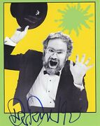 Dr. Demento Authentic Hand-signed Stay Demented 8x10 Photo