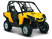 Oem Genuine Factory New Can-am Commander 800 1000 Rear Cargo Bed Tailgate Door