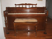 Howard Upright Piano By Baldwin Good Used Condition Great Piece For Any Room