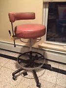 Dental Assistant Stool With Matching Doctors Stool Belmont