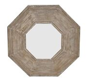 48 Wall Mirror Reclaimed Douglas Fir Hand Crafted Distressed Solid Wood Frame