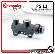 Brembo Racing Rear Master Cylinder Ps 13 To Be Used Only With Thumb M/c