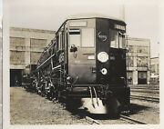 Southern Pacific Railroad Locomotive 4185  4-8-8-4 Roundhouse  8x10 Photo
