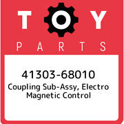 41303-68010 Toyota Coupling Sub-assy Electro Magnetic Control 4130368010 New G
