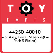 44250-40010 Toyota Gear Assy, Power Steeringfor Rack And Pinion 4425040010, New