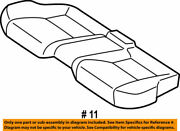 71075-53170-a2 Toyota Cover Rear Seat Cushion For Bench Type 7107553170a2 Ne