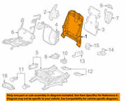 71440-30c30 Toyota Back Assy Front Seat Lhfor Separate Type 7144030c30 New