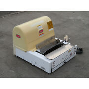 Berkel Mb-7/16 Bread Slicer 7/16 Slice Thickness Used Great Condition