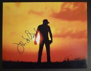 John Lee Hancock Authentic Hand-signed The Rookie 11x14 Photo