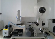 Semi-automatic Flat Labeler Labeling Machine With Printer Brand New M