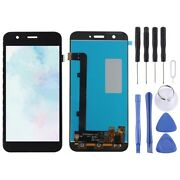 Lcd Screen And Digitizer Full Assembly For Vodafone Smart Prime 7 Vf600 / Vfd600