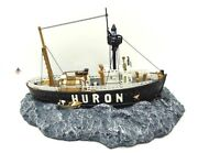Anchor Bay Collectible The Huron Light Vessel No. 103 Ab 103s 1997 Great Gift