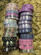 Simply Gilded Washi Tape | Winter Pre Sale 25 Rolls Ombré New