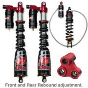 Elka Suspension Legacy Series Plus Front And Rear Shock Linkage Yamaha Yfz450 06+
