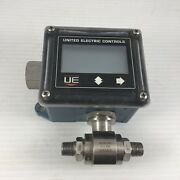 United Electric 2w2d00k10 Differential Pressure Switchs 0-5psi Range