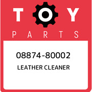 08874-80002 Toyota Leather Cleaner 0887480002, New Genuine Oem Part