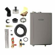 Noritz Eztr50 - 5.7 Gpm At 60anddeg F Rise - 0.96 Uef - Gas Tankless Water He...
