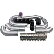 Fmic Intercooler Piping Kit + Bov For 96-04 Ford Mustang 4.6l V8 Supercharger