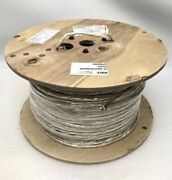 1000ft Wiremaster M27500-16ml6u08 White Mil-spec Electrical Power Cable Spool